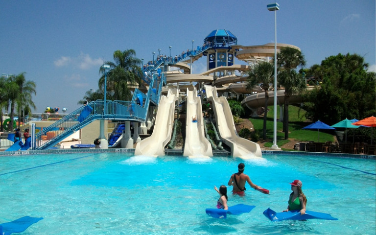 Fun Village Water Park & Resort – Ticket Price, Timing and Attractions